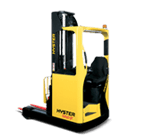 Narrow reach forklift for sale