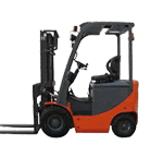 Used EE rated & explosion proof forklift