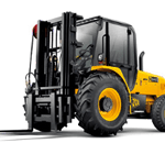Rough terrain forklift for sale