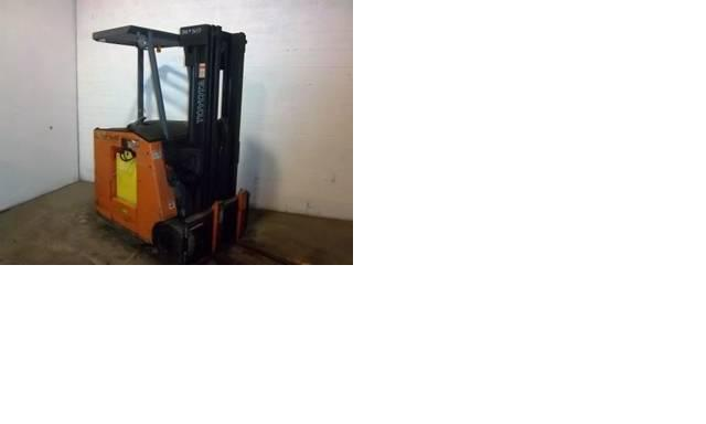 Toyota Counter Balance Forklift Electric Stand Up End Control