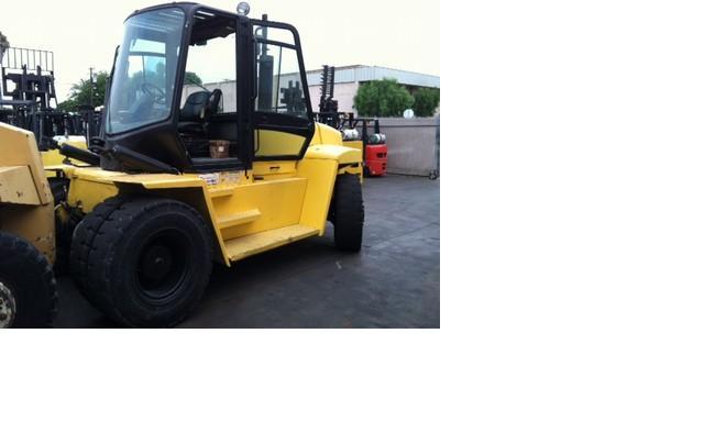 Hyster H360HD @ 17 ton Diesel Forklift 2006