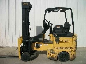 Bendi B30/42E-180D Very Narrow Aisle Electric Forklift 2006