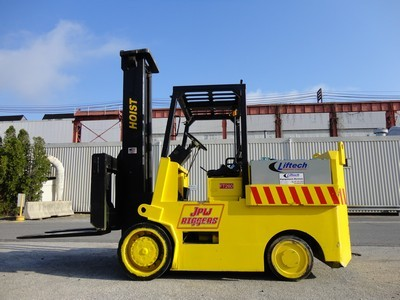 Hoist FKE1530 15 Ton Electric Forklift 2004