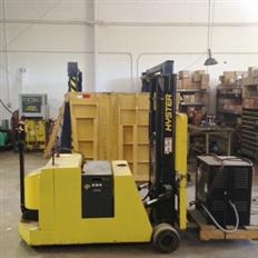 Hyster Forklifts W30XTC Electric Walk Behind 3000lb Stacker Truck 2003