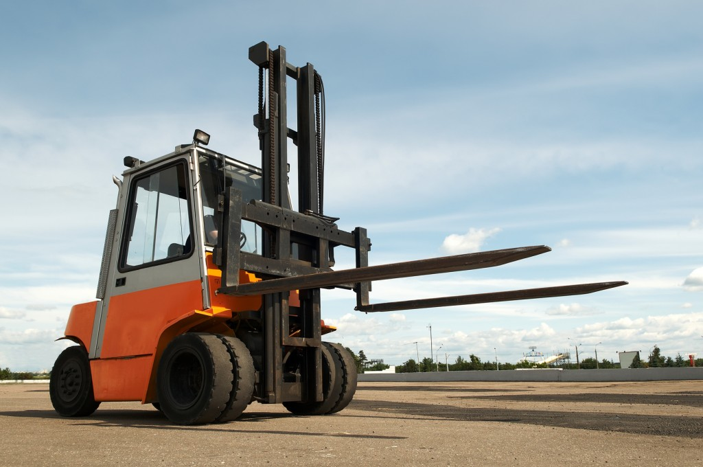 4 Tips for Operating Forklift Outdoors