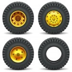 How to Know Which Tires to Pick for Your Forklift