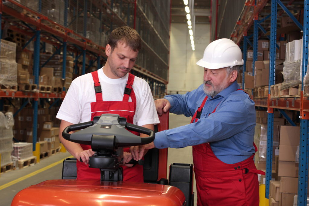 3 Tricks To Improve The Performance Of Your Forklift