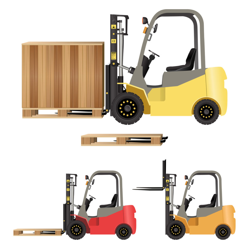 4 Things to Consider When Choosing the Proper Forklift for the Right Job