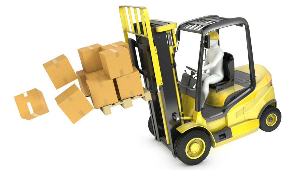 5 Easily Fixed Forklift Mistakes Made Every Day