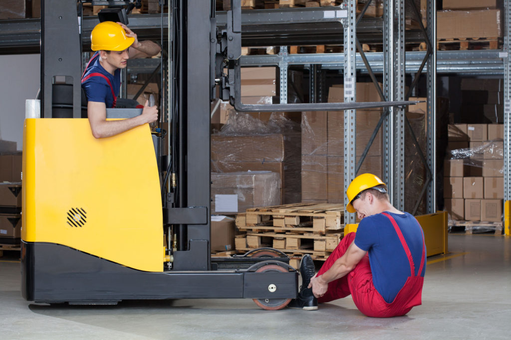 Is Your Warehouse Prepared For a Workplace Injury