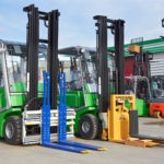 4 Ways an Electric Forklift Can Enhance Your Material Handling Operations