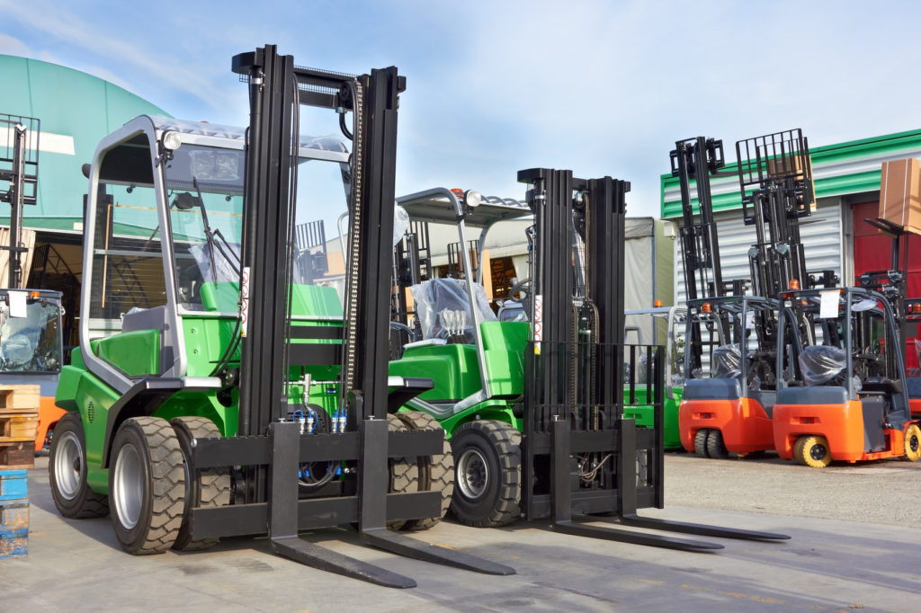 7 Different Types of Forklifts and What They Are Used For