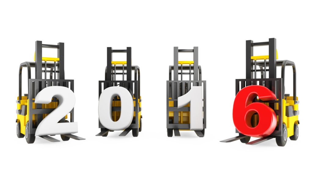 Top Forklift Manufacturers 2016