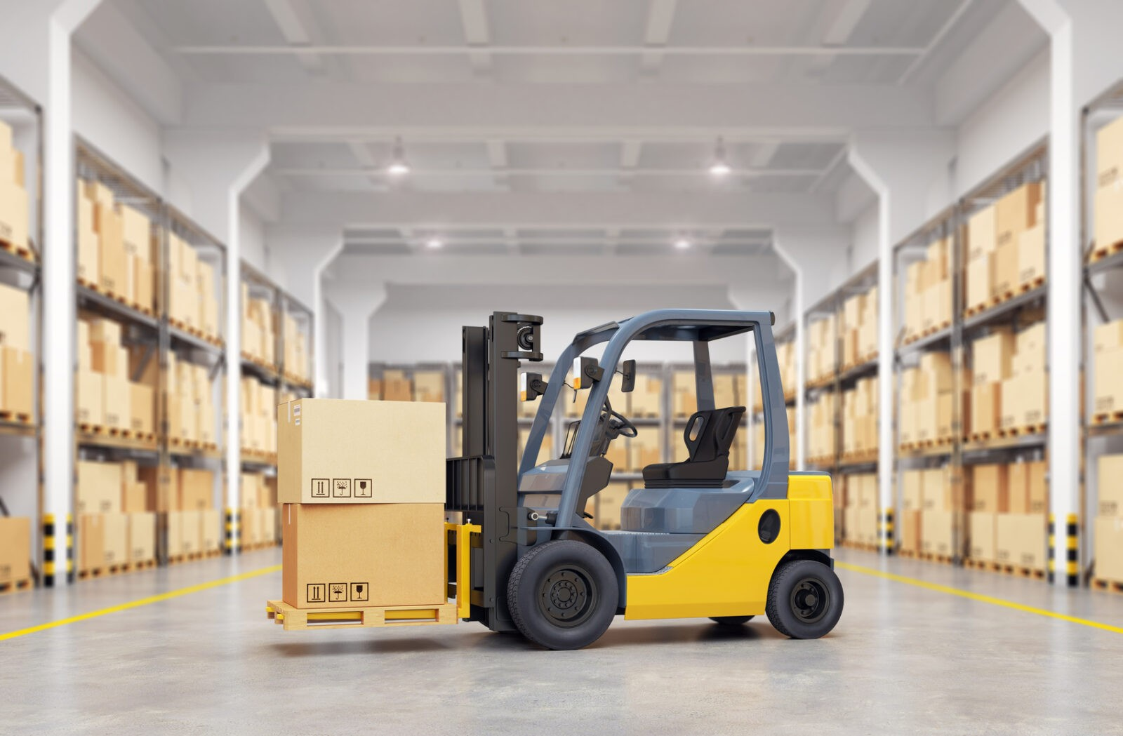 100 Years of Material Handling: How Forklifts Have Evolved