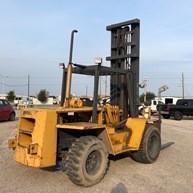 Used Rough Terrain Forklifts | National Forklift Exchange