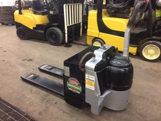 Nissan Forklifts WPX60N 6000lb Walk Behind Pallet Jacks With Freezer Packages 2017