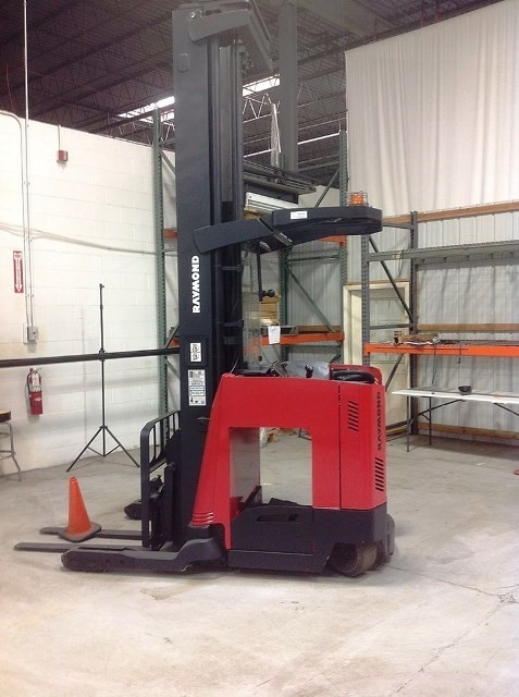 Used Raymond Forklifts | National Forklift Exchange